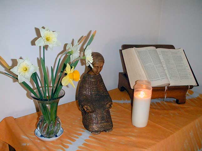 La communauté Marianiste d'Antony