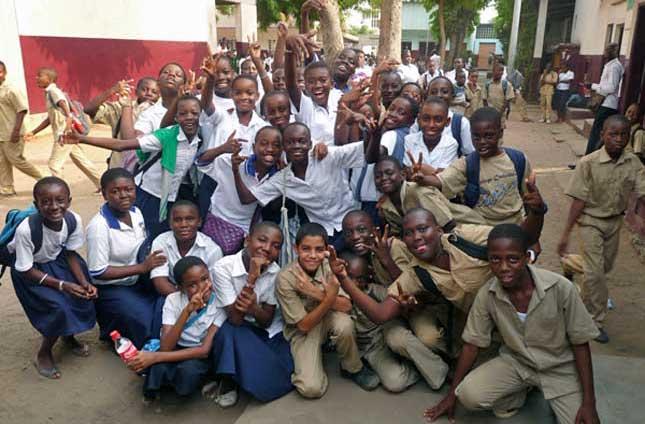 Communautés et œuvres  marianistes en Côte d'Ivoire