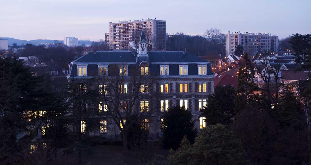 La Maison de l'Abbaye à Antony