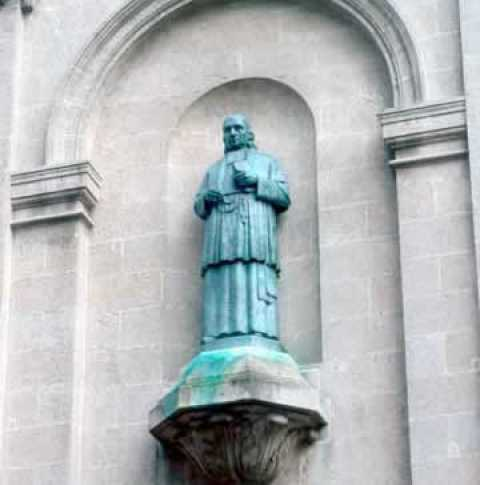 Renouvellement de la profession de notre frère Jean-Eddy de Bordeaux