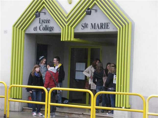 Institution Sainte-Marie à Lons-le-Saunier