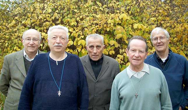 La communauté marianiste  de Méry-sur-Seine