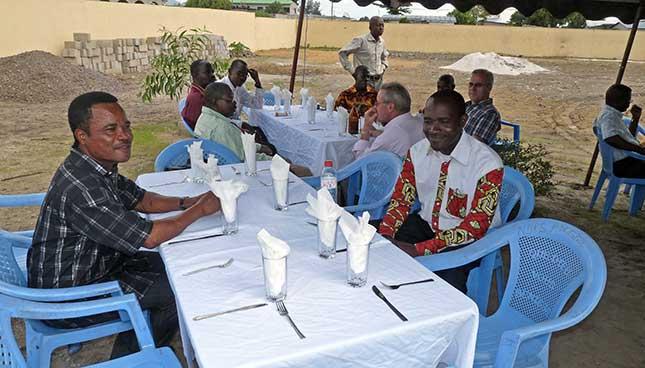 communauté marianiste de Limete à Kinshasa