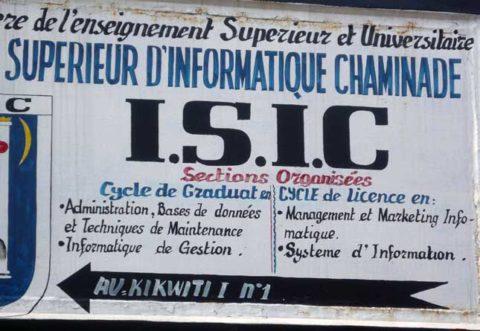 Les 10 ans de l'ISIC à Kinshasa