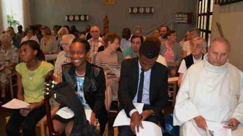 Rencontre des Fraternités marianistes du Sud-Ouest (1ère partie)