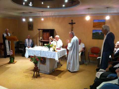 75 années comme marianiste