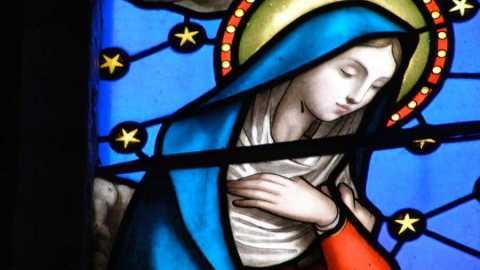 Prière à Marie, Notre Dame de la prière