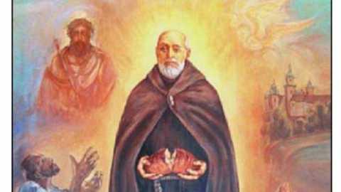 Un Saint François des temps modernes : St frère Albert