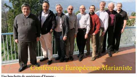 Vers un renforcement des liens entre frères en Europe…