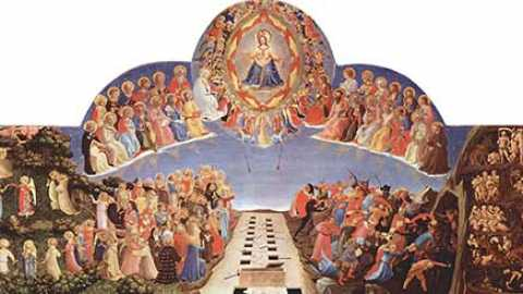 Fête de la Toussaint le 1er novembre