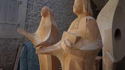 2 nouvelles statues des Fondateurs