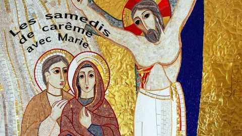 Marie, Pleine-de-Grâce, priez pour nous, pauvres pécheurs… !