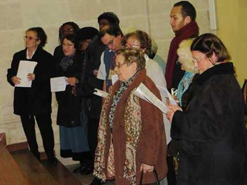 Fête des Fondateurs à la chapelle de La Madeleine à Bordeaux