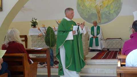 Un marianiste à Hammamet