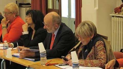 Conférence des Chefs d'Établissement à Paris