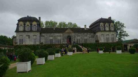 Ouverture du bicentenaire à Agen : au Château