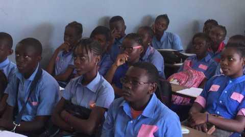 Quelques images d'une visite récente au Congo