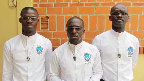 Premiers voeux en Côte d'Ivoire