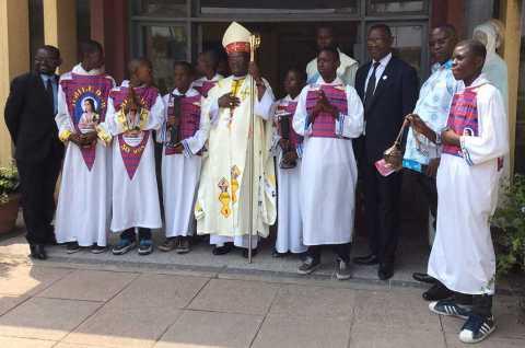 Ouverture du Bicentenaire au Congo