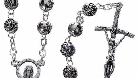 Un rosaire comme un pèlerinage de foi – la Nativité