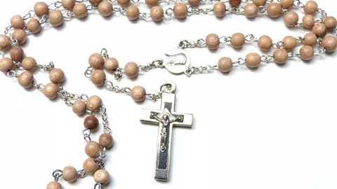 Un rosaire comme un pèlerinage de foi : l'Annonciation