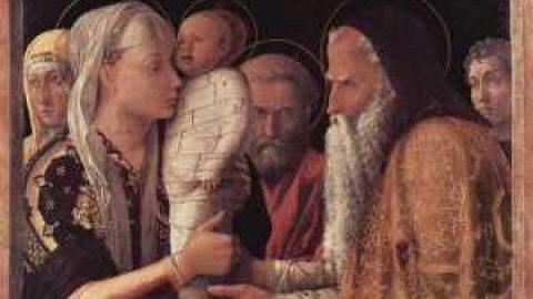 Un rosaire comme un pèlerinage de foi – Présentation de jésus au Temple