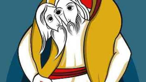 Troisième mystère douloureux : Jésus est couronné d'épines