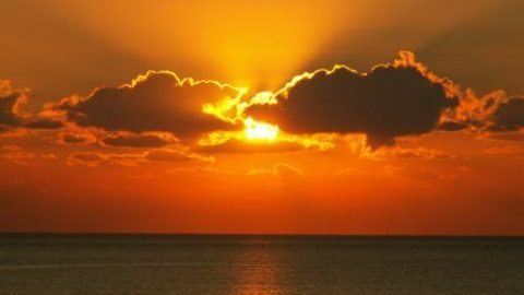 Deuxième mystère de gloire : l'Ascension de Jésus