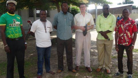 Visages du Lycée Sainte Rita à Brazzaville