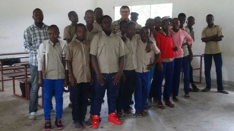 Quelques visages de l'école de Voka