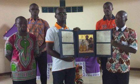 L'icône du Bicentenaire en Côte d'Ivoire