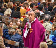 Messe finale à Lourdes
