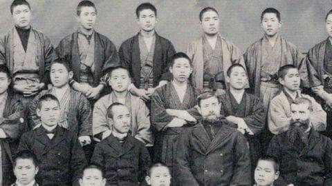 Les marianistes dans la renaissance du Japon