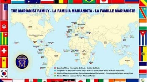 Expansion missionnaire des Marianistes au 20ème siècle