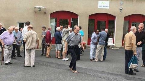 Retraite annuelle des frères à Saint Jean – Le Thomas