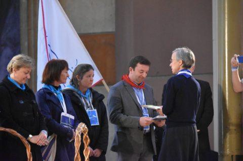 Le nouveau projet pastoral promulgué à Lourdes
