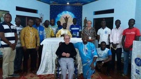 Le Saint Nom de Marie fêté à Abidjan