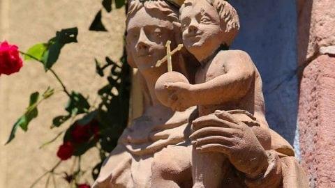 Marie, femme de foi ?
