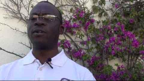 Ordination d'un frère prêtre au Congo
