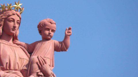 Prière à Marie