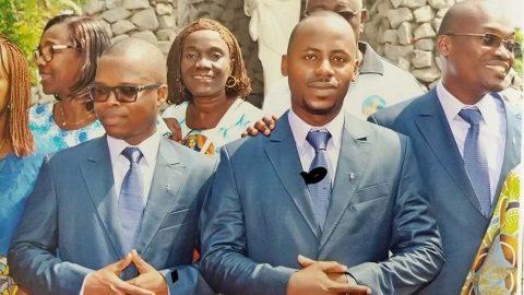 Trois frères marianistes s'engagent pour la vie