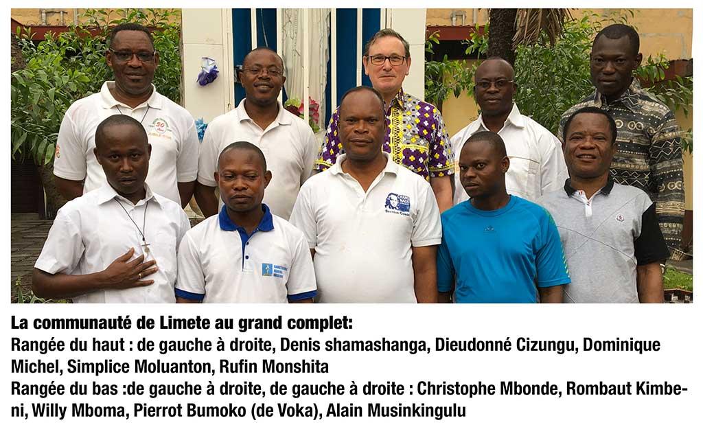 La communauté de Limete en RDC