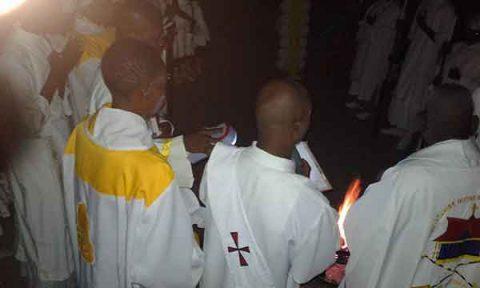 Pâques à Kinshasa