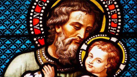 Saint Joseph, travailleur