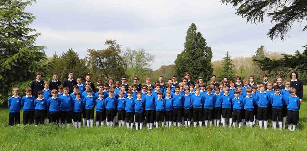 Les petits chanteurs de Bordeaux à Agen