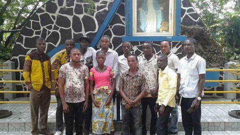 Journée de prière à Kinshasa