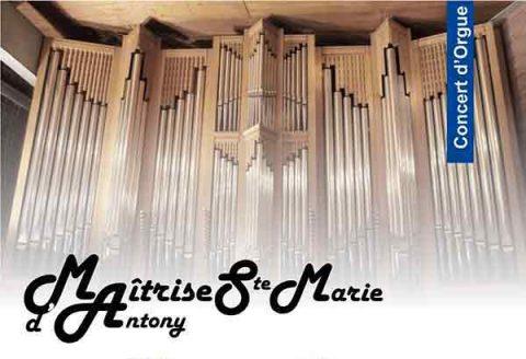 Concert à Antony