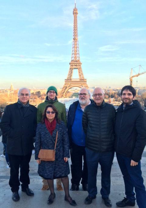 La conférence européenne marianiste éducation à Paris