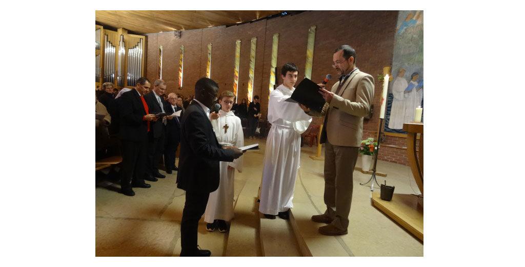 Le Provincial appelle le frère, un dialogue s'installe