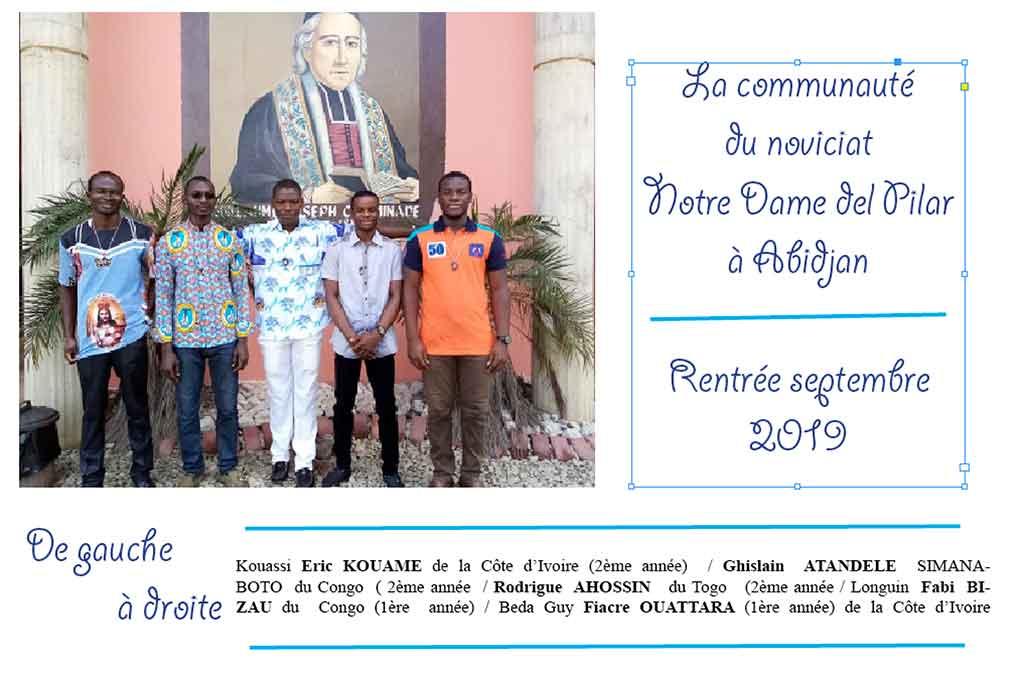 Qui sont les novices d'Abidjan ?